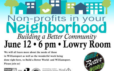 Build a better community by learning about nonprofits in your neighborhood