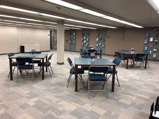 3rd Floor Meeting Space