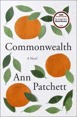 Commonwealth by Ann Patchett Book Cover